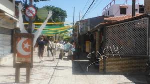 Main Street Canoa Quebrada