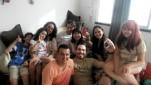Ilmaras family and friends