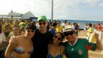 Julie, Peter(both US), Erica, Ivan(MEX)