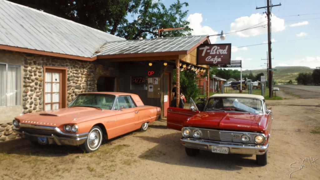The T-Bird cafe